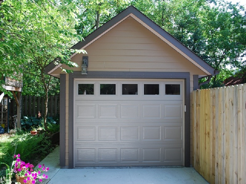 1 car garages classic builders for One car garage with carport