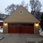 24' x 24' Gable Garage